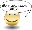 Say Moticon Editor Beta